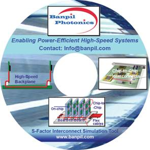 Request Banpil S-Factor Interconnects Simulation Tools CD.